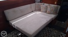 Salon Settee PULL OUT Berth