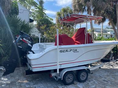 Sea Fox 216 CC Pro Series, 216, for sale - $26,000