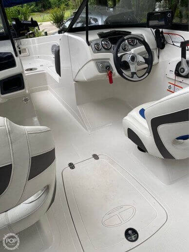 Clean Freshwater Boat!