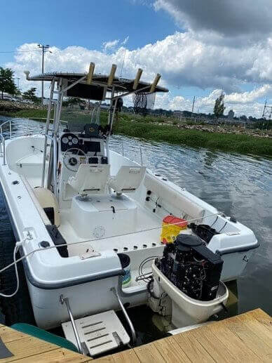 Hydra-Sports 212 seahorse, 212, for sale - $23,750