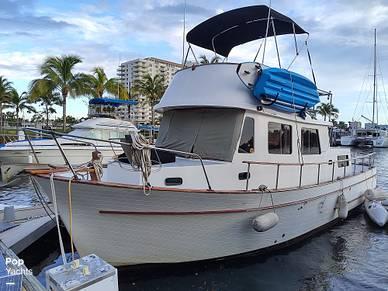 Marine Trader 34, 34, for sale - $33,350