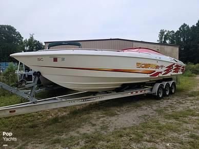 Scarab 33 AVS, 33, for sale - $45,000