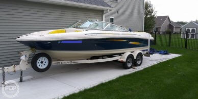 Sea Ray 205 sport, 205, for sale - $25,500
