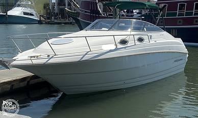 Monterey 262 Cruiser, 262, for sale - $20,750