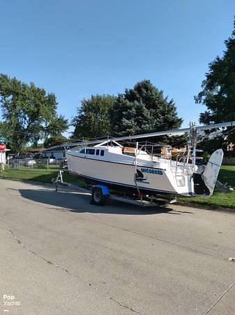 Hunter 23.5, 23', for sale in Iowa - $13,250