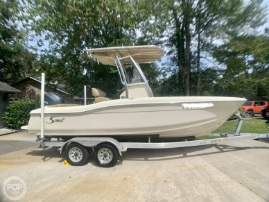 Scout 210XSF, 210, for sale - $59,000