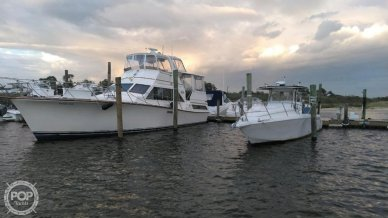 Ocean Yachts Sunliner, 51', for sale - $89,900