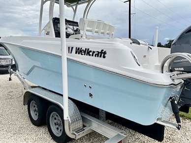 Wellcraft 222 Fisherman, 222, for sale - $73,000