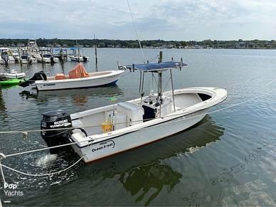 2006 Ocean Scout 23