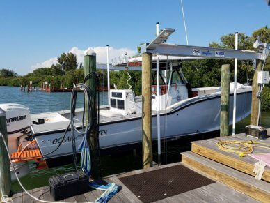 Ocean Master 31 Center Console, 30', for sale - $55,000
