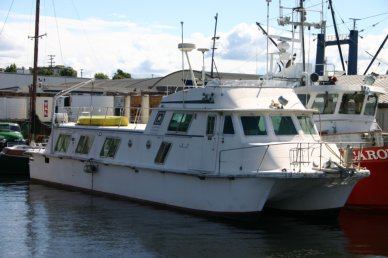 Carri Craft Blue Water 57, 57', for sale - $72,000