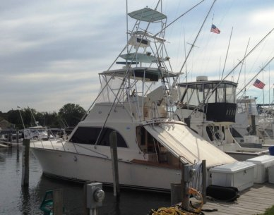 Pace 40 Custom Sport Fisherman, 40', for sale - $95,000