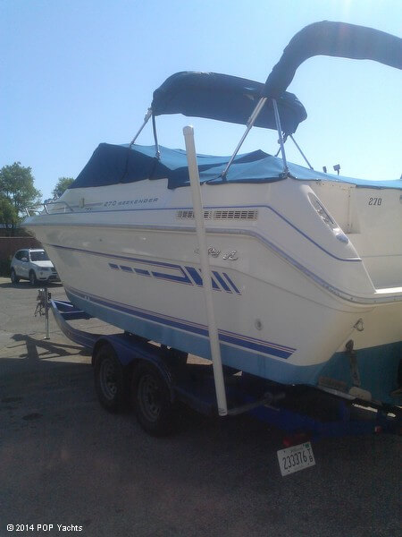 Sea Ray 270 Weekender, 270, for sale