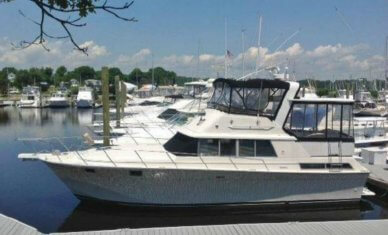 Silverton 40 AC, 40, for sale