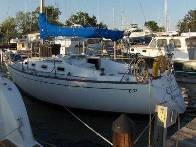 Tartan 33 Cruiser Racer, 33', for sale - $32,200