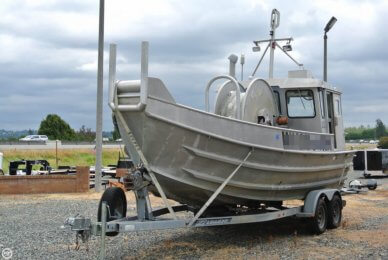 Schreib 24 Aluminum Bowpicker, 24', for sale - $35,000