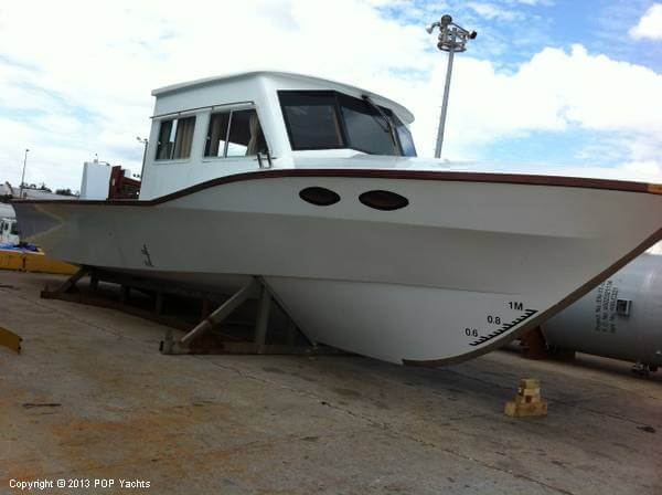 YH Ships 55 Fish or Shrimper, 54', for sale - $160,000