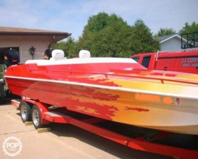 Warlock 25 SXT Cat, 25', for sale - $28,500