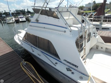 Phoenix 29 Flybridge, 31', for sale - $10,500