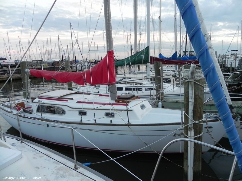 Columbia 29 S & S Mark II, 28', for sale - $12,500