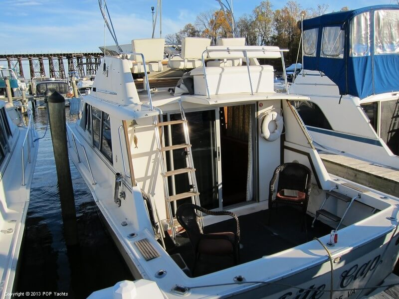 Silverton 34 Convertible, 37', for sale - $12,500