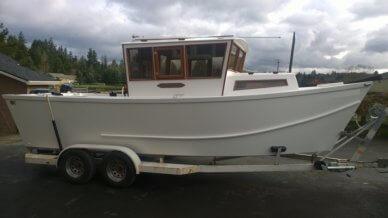 Custom Built 22, 22', for sale - $18,999