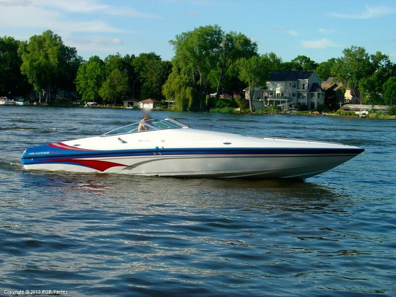 Advantage 32 Victory, 31', for sale - $57,500