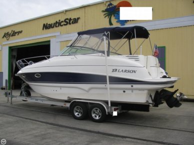 Larson 274 Cabrio Mid-Cabin, 28', for sale - $39,900