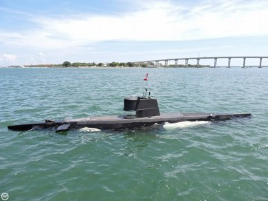 Marlin 32 Diesel Electric S101 Manned Submarine, 32', for sale - $125,000