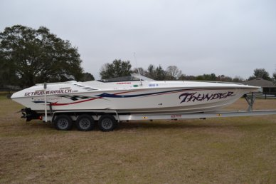 Fountain 35 Executioner, 35', for sale - $92,900