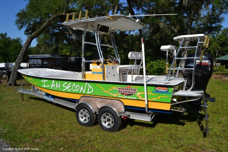 Dream Intruder 21-Flats World Record Holder, 21, for sale - $55,000