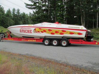 Apache 36 - Factory Team # F2-36, 36', for sale - $90,000