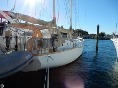 Custom 46 Sampson Design, Howard K. Knox Builder, 55', for sale - $129,000