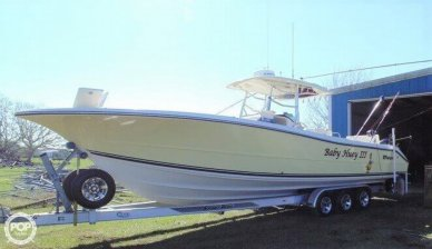 Triton 351 Center Console, 35', for sale - $93,000