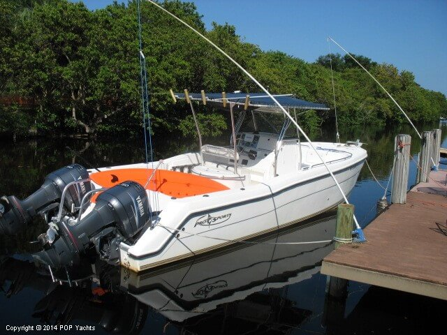 Pro Sport 2660 Kat Center Console, 27', for sale - $39,900