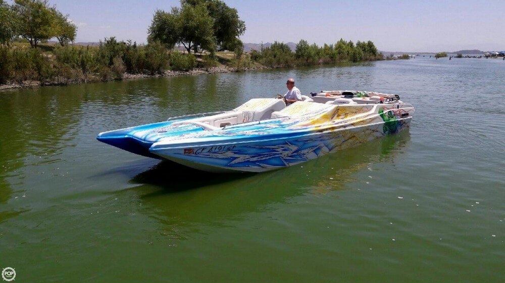 Power Boats For Sale >> Canceled Aftershock Power Boats Violator Boat In Rancho Cucamonga