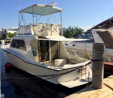 Hatteras 360 Convertible, 36', for sale - $118,000