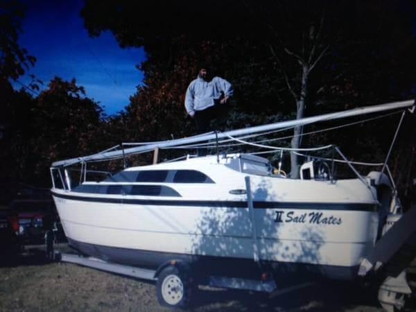 MacGregor 26 M, 25', for sale - $21,500