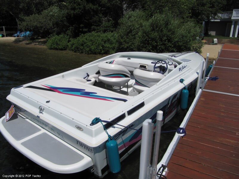 Baja 24 Outlaw, 26', for sale - $22,900