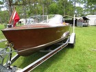 1957 Chris-Craft 17 Sportsman Runabout - #2