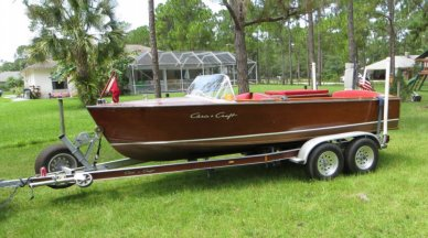 Chris-Craft 17 Sportsman Runabout, 17', for sale - $11,500