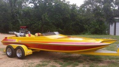 Liberator 21 Drag Boat, 21', for sale - $23,900