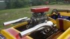 2012 Dart Pump Gas Racing Motor 811:  3 Hours