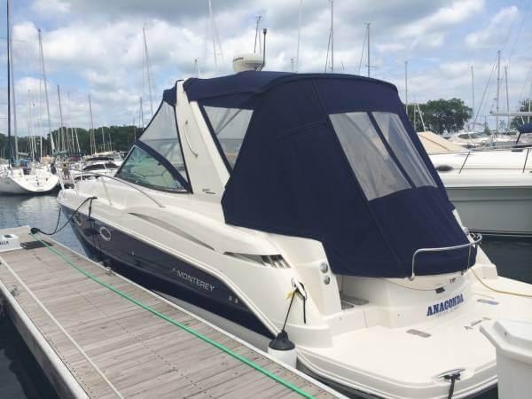 2007 Monterey 330 Sport Yacht - #2
