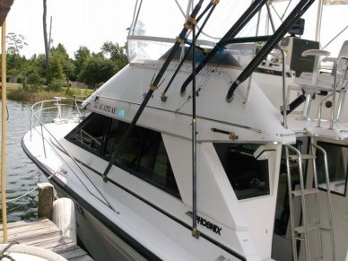 Phoenix 33 Convertible 1990, 33', for sale - $57,500