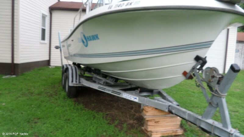 1988 Chris-Craft 21 Seahawk For Sale