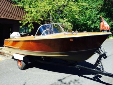 Tollycraft 17 Roustabout, 17', for sale - $17,000