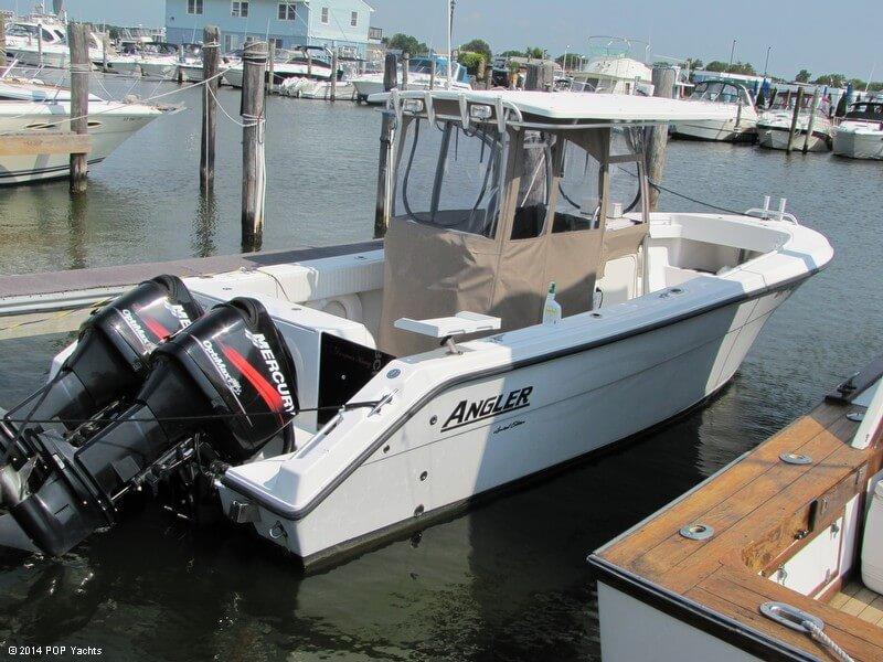 2007 Angler 260 Center Console - #2