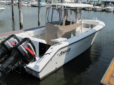 Angler 260 Center Console, 25', for sale - $47,000