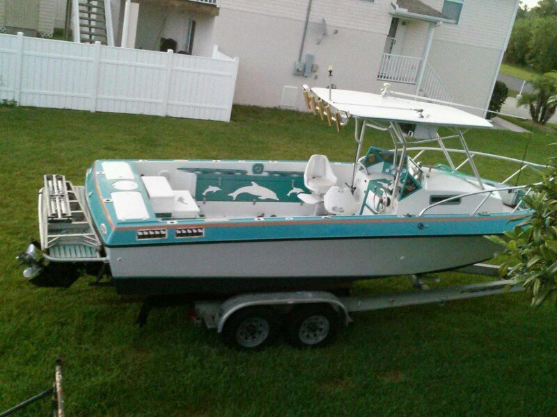 Penn Yan 240 Sharp Walkaround, 23', for sale - $8,900
